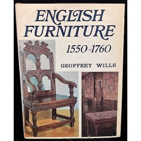 English Furniture 1550 - 1760